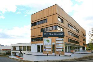 Außenansicht - Steiermarkhof
